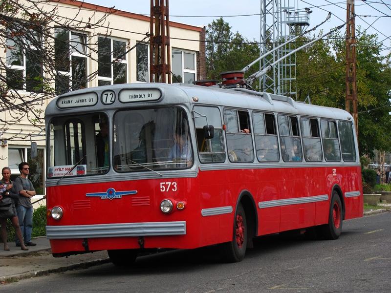 ЗиУ-5 в Будапеште